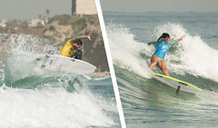 Headerr (Streamer -  ) Tags: ladies girls men surf waves surfer seat netanya small surfing event pro qs magnus uri streamer          wsl        israel