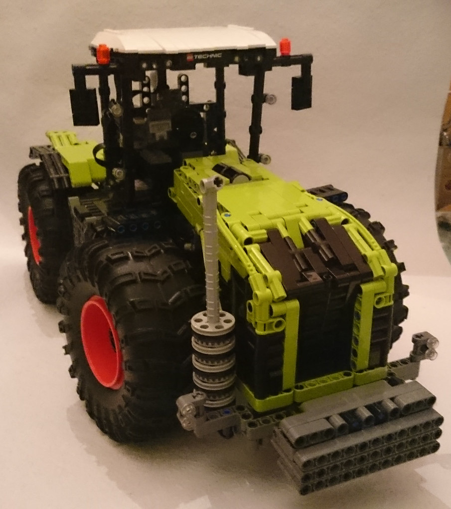 lego 42054 b model instructions