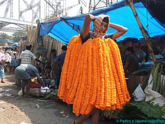 02 CALCUTA 23-calcuta-mercado-de-las-flores-3 (viajefilos) Tags: india pedro jaume calcuta viajefilos