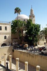 Jerusalem, Altstadt, Cardo (palladio1580) Tags: israel jerusalem synagoge altstadt cardo