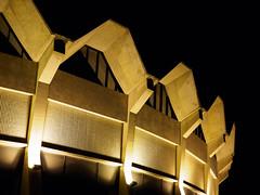 WVU Coliseum (nothing_too_fancy) Tags: us unitedstates westvirginia coliseum morgantown wvu