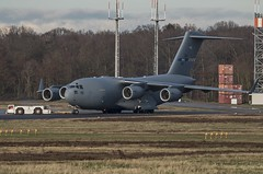 08-0002 NATO Strategic Airlift Capability Boeing C-17A Globemaster III @ Cologne / Bonn (CGN / EDDK) (°TKPhotography°) Tags: