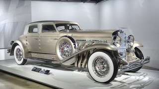 1933 Duesenberg Model SJ (Supercharged = 320 HP) Arlington Torpedo 129 MPH Sedan --- EXPLORED - #165 - Feb 3, 2016