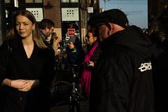 Groningen | 2016 (Martijn Meijerink) Tags: city people urban streets holland color colour colors digital real colours fuji candid citylife streetphotography streetlife finepix fujifilm groningen unposed martijn meijerink unstaged straatfotografie 23mm zonefocus x100t