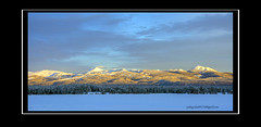 Island park Idaho (Pattys-photos) Tags: park winter sunrise island idaho sawtellpeak