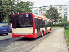 Solaris Urbino 12III, #2091, ZKM Gdask (transport131) Tags: bus vehicle urbino autobus solaris zkm gdask ztm