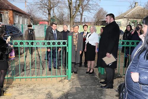 27. Japanese Ambassador's Visit to Svyatogorsk / Визит посла Японии в муз. школу г. Святогорска