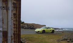 Porsche Cayman R (duncan_ireland) Tags: sea skye scotland stormy loch lochpooltiel pooltiel milovaig sescape