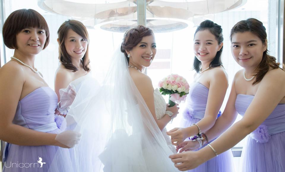 《婚攝 CY》友煌 & 琦韻 / 寶麗金婚宴中心