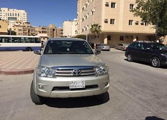 Toyota - Fortuner - 2009  (saudi-top-cars) Tags: