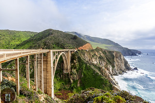 Big Sur Coastline California-Central-Coast 2016-03-012