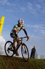 South West Cyclo-cross League Round 13, MDCC Torbay Velopark Cross, Dec-2015