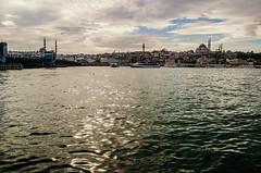 It was worth the mess (Melissa Maples) Tags: bridge water skyline turkey nikon asia trkiye istanbul mosque nikkor strait bosphorus vr afs  galata karaky goldenhorn 18200mm  f3556g  18200mmf3556g d5100