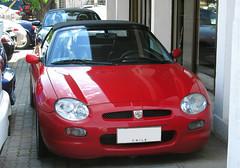 MG F 1.8 1998 (RL GNZLZ) Tags: convertible 1998 18 mgf