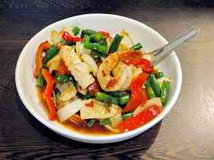 """Thai Mixed Seafood with Holy Basil and Chilly (Pad Kra Pao Talay) • <a style=""""font-size:0.8em;"""" href=""""http://www.flickr.com/photos/68245241@N00/25370723834/"""" target=""""_blank"""">View on Flickr</a>"""