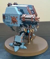 Bjorn 05 (benoit.patelout) Tags: marine space main 40k terrible warhammer wolves bjorn 40000 dreadnought