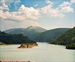 Zlatar lake (Katarina 2353) Tags: summer mountain lake film landscape nikon europe serbia srbija jezero zlatar zlatarsko katarina2353