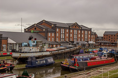 2016 - 03 - 29 - EOS 600D - National Waterways Museum - Ellesmere Port - 019 (s wainwright) Tags: canal narrowboats ellesmereport nwengland nationalwaterwaysmuseum canon600d eos600d