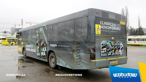Info Media Group - Optima, BUS Outdoor Advertising, 03-2016 (2)