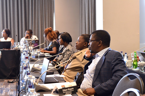 Participants engaged in day 2 of discussions