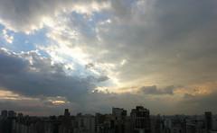 Sunset (Serghei Zadorojnai) Tags: brazil saopaulo 2012 201205 staybridgesuites 20120505