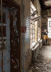 (Ana Turturro) Tags: woman ny girl hospital li sad decay patient doctor urbanexploration kingspark asylum kp psychiatric ue urbex kingsparkpsychiatriccenter kppc