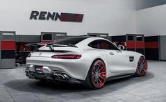RENNtech's R1 Performance Package for Mercedes AMG GT-S (C190) (vividracing) Tags: performance mercedesbenz package v8 amg gts ecu c190 biturbo renntech