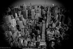 The Top of Manhattan (mdavies149) Tags: usa newyork america nikon cityscape manhattan empirestatebuilding cityview d600 michaeldavies flickrestrellas