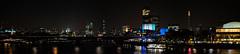 Thames evening (Lars Plougmann) Tags: bridge england panorama london thames unitedkingdom stpaul southbank gb se1 theshard dscf9607