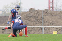 20160403_Avalanches Annecy Vs Falcons Bron (29 sur 51) (calace74) Tags: france annecy sport foot division falcons bron amricain avalanches rgional