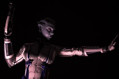 LT2 (Michael A. Foster) Tags: me statue liara masseffect liaratsoni gamingheads