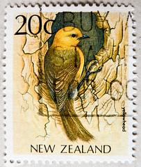 great stamp New Zealand 20c Yellowhead (mōhua, Mohoua achrocephala, Gelbköpfchen, Желтоголовая мохуа, Gulhuvad mohua; bird, Vogel, oiseau, 鸟, pájaro) 邮票 新西兰 selyo Niyusiland 切手 ニュージーランド perangko Selandia Baru francobolli Nuova Zelanda Neuseeland (stampolina, thx! :)) Tags: newzealand bird birds yellow jaune postes mail stamps amarillo amarelo gelb giallo porto timbre geel commonwealth oiseau postage postzegel gul franco vogel neuseeland kuning pájaro selo marka bolli sello sarı sellos gulur briefmarken markas żółty yellowhead pulu briefmarke 鸟 francobollo selos 黄 galben timbres צהוב francobolli bollo 황색 切手 mapka rumena أصفر znaczki жёлтый geltonas жълт पीला frimerker frimaerke สีเหลือง pulları timbru κίτρινοσ жовтий commonwealthofnations žutaboja แสตมป์ žltý postapulu postestimbre antspaudai znamk жут gelbköpfchen mohouaachrocephala