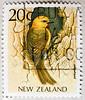 great stamp New Zealand 20c Yellowhead (mōhua, Mohoua achrocephala, Gelbköpfchen, Желтоголовая мохуа, Gulhuvad mohua; bird, Vogel, oiseau, 鸟, pájaro) 邮票 新西兰 selyo Niyusiland 切手 ニュージーランド perangko Selandia Baru francobolli Nuova Zelanda Neuseeland (stampolina, thx for sending stamps! :)) Tags: newzealand bird birds yellow jaune postes mail stamps amarillo amarelo gelb giallo porto timbre geel commonwealth oiseau postage postzegel gul franco vogel neuseeland kuning pájaro selo marka bolli sello sarı sellos gulur briefmarken markas żółty yellowhead pulu briefmarke 鸟 francobollo selos 黄 galben timbres צהוב francobolli bollo 황색 切手 mapka rumena أصفر znaczki жёлтый geltonas жълт पीला frimerker frimaerke สีเหลือง pulları timbru κίτρινοσ жовтий commonwealthofnations žutaboja แสตมป์ žltý postapulu postestimbre antspaudai znamk жут gelbköpfchen mohouaachrocephala