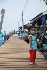 Time of Life (Ko Kood) /  () (Tatsuki Shirai) Tags: ocean life sea portrait girl landscape island village time shore