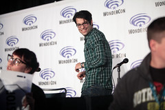 Dan Mintz (Gage Skidmore) Tags: california dan swim john los adult angeles bob center burgers larry fox convention kristen roberts loren murphy bobs wondercon 2016 schaal bouchard mintz