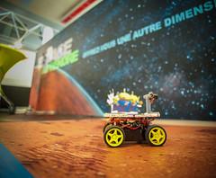 SalonSIEP-M+®tiers du Spacial-24 (cdsunamur) Tags: robot stand université salon sciences espace savoir siep visites métiers unamur henallux