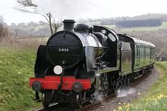 "Southern Railway ""U"" Class (Kingfisher1951 David Ward) Tags: steamlocomotives swanagerailway southernrailwayuclass springgala2016"