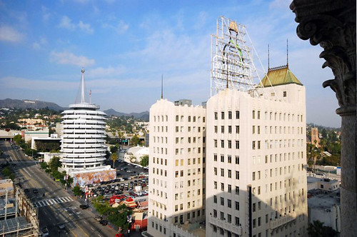 Пентхаус Шарлиз Терон в Лос-Анджелесе
