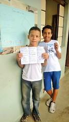 Alunos de escola do bairro Coqueiros usam a criatividade para ajudar a combater o Aedes aegypti (Portal PBH) Tags: de mosquito da ao combate bh campanha dengue educao pbh concordo mutirao