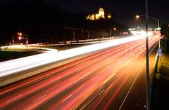Interstate 8, San Diego, California (ap0013) Tags: california longexposure night highway san long exposure sandiego diego nighttime sandiegoca i8 sandiegocalifornia interstatehighway interstate8 highwayscape