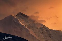 The Last Kiss Good Night (Max Loxton) Tags: travel pakistan sunset mountains lastlight yasirnisar towardspakistan beautifulpakistan pakistaniphotographer thebeautifulpakistan pentax645z rakaposhiatsunset