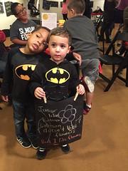 Junior likes Batman. Batman doesn't like flowers. But I like flowers.  @phxart #phxartfamily #haiku #phxhaiku #phoenix (ghm575) Tags: phoenix haiku phxartfamily phxhaiku