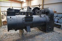 PE_Hornsby_McLeansIsland_09April2016 (nzsteam) Tags: price train island traction engine railway scene steam engines locomotive boiler boilers mcleans sawmilling