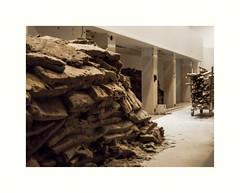 Btissons une cathdrale (hlne chantemerle) Tags: sol divers destruction structures tas paysages murs travaux intrieur objets gravats btiments photosderue