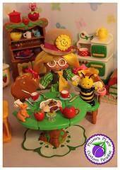 Custom_T_N_Honey_Doll_5 (Plum's Place) Tags: tn tea ooak honey strawberryshortcake shortcake vintagetoys ooakdoll retrotoys 80stoy teaandhoney plumsplacecustoms