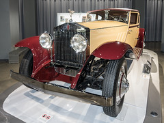 1930 Rolls-Royce Phantom I Windblown Coup by Brewster & Co. (S000777) (Thomas Becker) Tags: auto copyright history classic car museum vintage geotagged losangeles automobile raw thomas c sony iii kultur culture rollsroyce automotive voiture bil vehicle oldtimer rolls brewster phantom coupe royce coup windblown fahrzeug 1930 petersen becker geschichte youngtimer automobil  2470 phantomi aviationphoto 160131 dsxrx100 dscrx100m3 geo:lat=340626800 geo:lon=1183610300