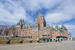 Hotel Frontenac, Quebec City (vmi63) Tags: canada architecture quebec tokina1116mm nikond7100