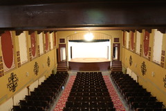 Sinclair Theater (Tom Z Dixon) Tags: architecture century rural town theater small historic wyoming 19th sinclair