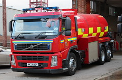 Northern Ireland Fire & Rescue Service / S3473 / NKZ 8204 / Volvo FM9 / Water Tanker (Nick 999) Tags: blue ireland rescue water fire lights volvo led leds service emergency northern firefighters tanker sirens warrenpoint watertanker 8204 nkz fm9 volvofm9 nifrs northernirelandfirerescueservice s3473 sierra3473 nkz8204 warrenpointfirestation