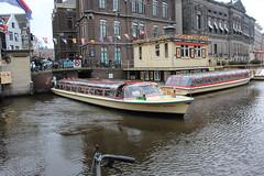 Amsterdam, Rokin (Davydutchy) Tags: city holland netherlands amsterdam boot march boat canal centre sightseeing nederland boten stadtmitte paysbas rondvaart centrum pleasure niederlande gracht 2016 kooij rokin rondvaartboot reederij